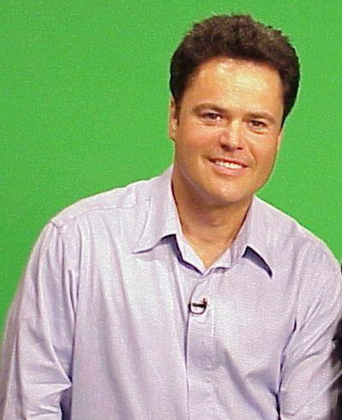 Donny Osmond - Now is listed (or ranked) 2 on the list The Most Popular Teen Idol Guys of All Time (Then and Now)