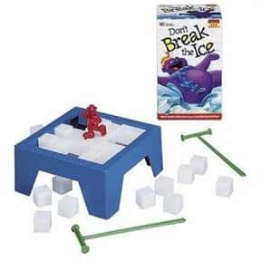 Don't Break The Ice! is listed (or ranked) 20 on the list The Best Board Games For Kids