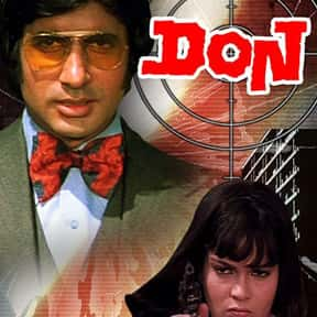 Don is listed (or ranked) 24 on the list The Best Amitabh Bachchan Movies
