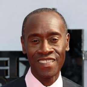 Don Cheadle is listed (or ranked) 1 on the list Full Cast of The Guard Actors/Actresses