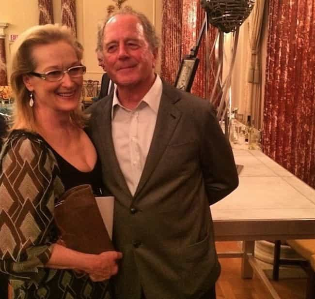 Don Gummer is listed (or ranked) 1 on the list The Two Men Who Stole Meryl Streep's Heart