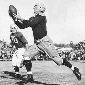 Don Hutson is listed (or ranked) 23 on the list The Best Wide Receivers of All Time