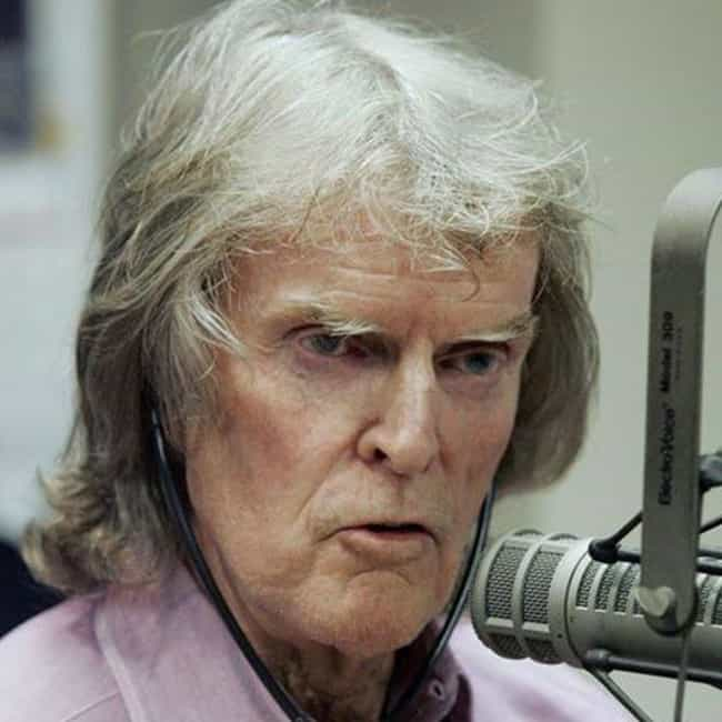 Don Imus is listed (or ranked) 4 on the list Celebrities Who Died In 2019