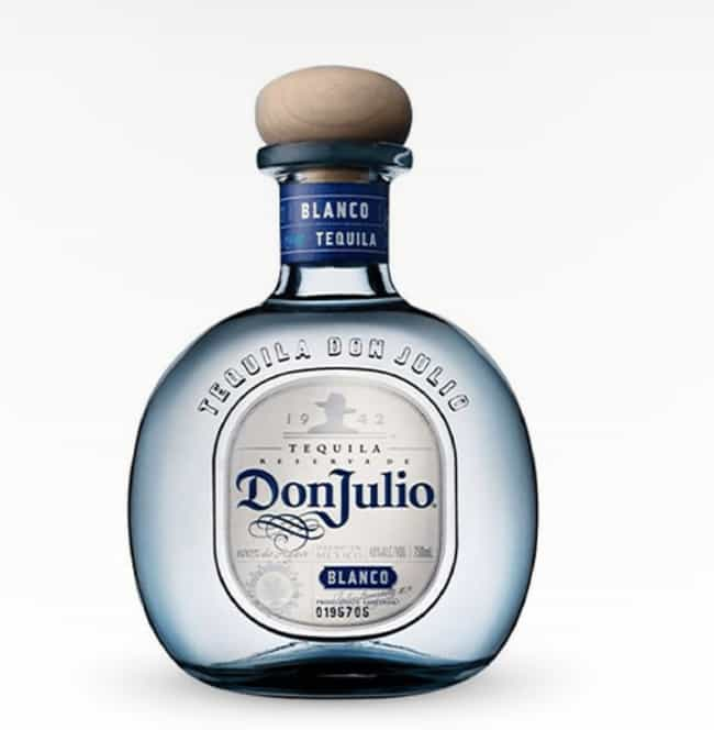 Don Julio is listed (or ranked) 1 on the list The Best Tequila Brands