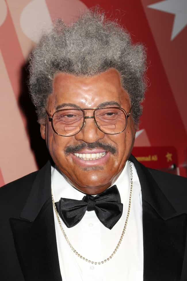 Don King is listed (or ranked) 2 on the list Famous People Born in 1931