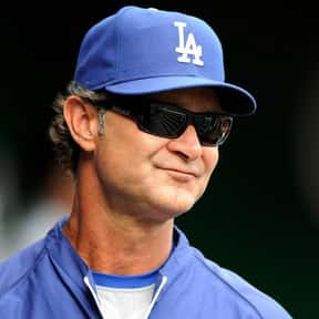 Don Mattingly is listed (or ranked) 11 on the list Famous People Named Donald or Don