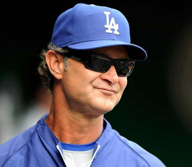 Don Mattingly is listed (or ranked) 3 on the list The Best Athletes Who Wore #23