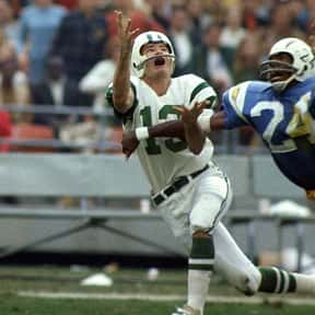 Don Maynard is listed (or ranked) 5 on the list The Best New York Jets of All Time