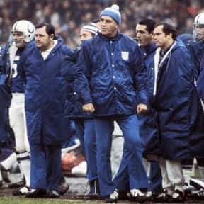 Don McCafferty is listed (or ranked) 8 on the list The Best Indianapolis Colts Coaches of All Time