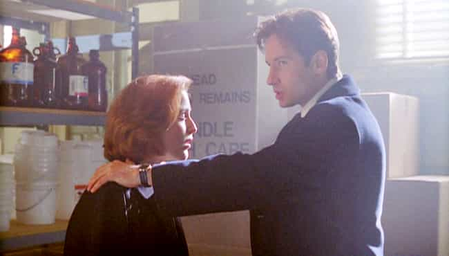 Bad Blood is listed (or ranked) 1 on the list 16 Episodes That Prove 'The X-Files' Is Secretly A Comedy