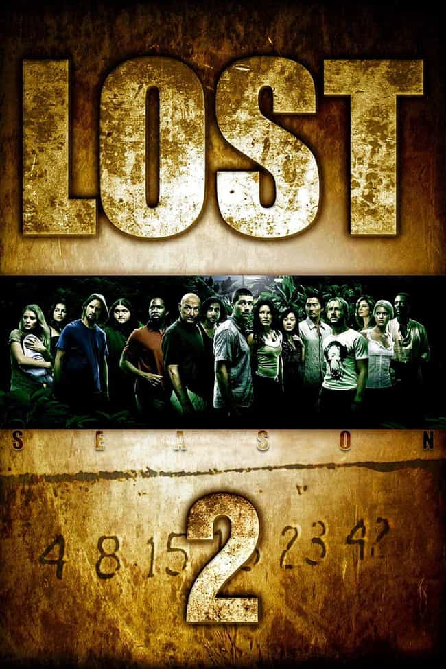 Lost - Season 2 is listed (or ranked) 2 on the list The Best Seasons of 'Lost'