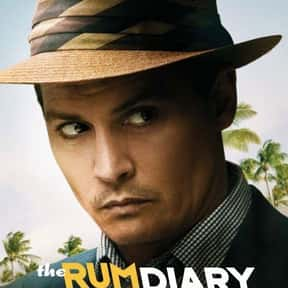 The Rum Diary is listed (or ranked) 25 on the list 30+ Great Period Films with a 1960s Aesthetic
