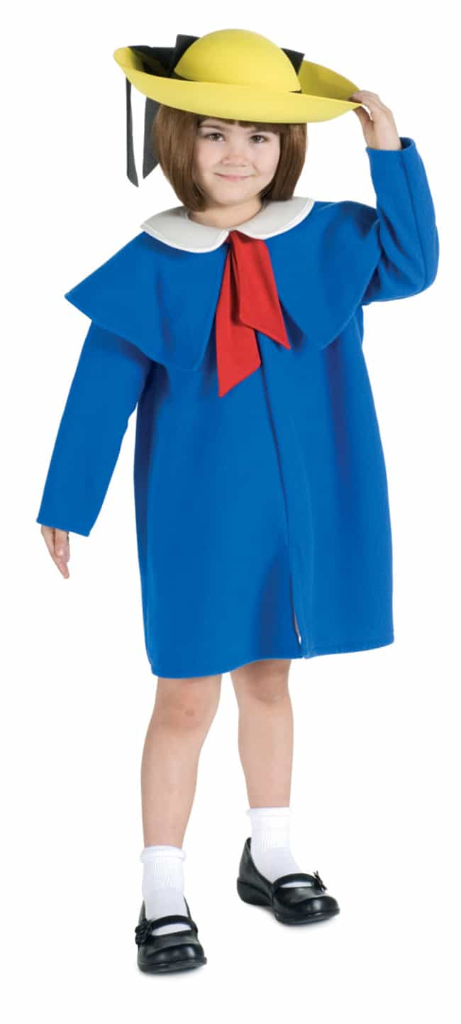 Madeline is listed (or ranked) 5 on the list Halloween Costumes for Girls | Halloween Costume Ideas