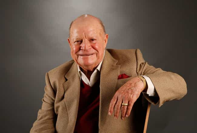 Don Rickles is listed (or ranked) 2 on the list Actors Who Died In The Middle Of Filming Something