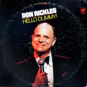 Don Rickles is listed (or ranked) 24 on the list The Funniest People Of All Time