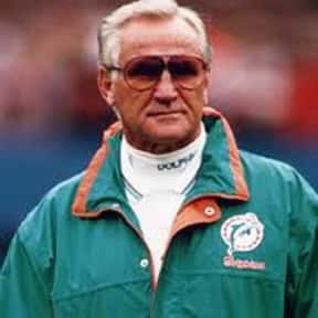 Don Shula is listed (or ranked) 6 on the list The Best NFL Coaches of All Time