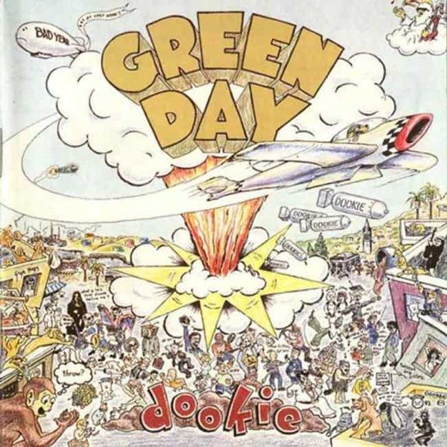 Dookie is listed (or ranked) 2 on the list The Best Green Day Albums of All Time