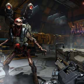 Doom is listed (or ranked) 10 on the list The Best Video Game Franchises of All Time