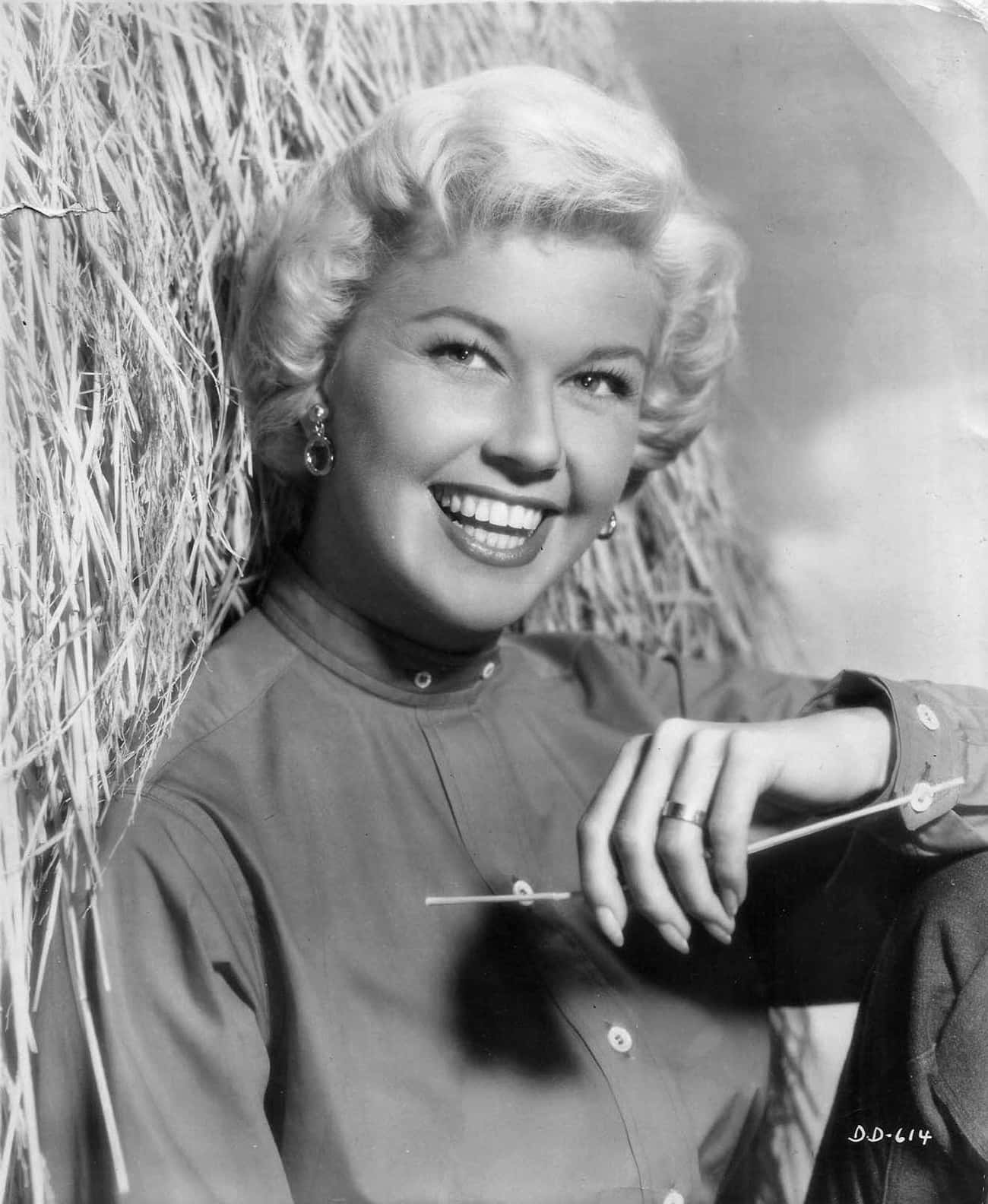 Doris Day is listed (or ranked) 2 on the list Famous People Born in 1924