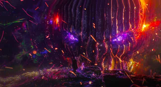 Dormammu is listed (or ranked) 4 on the list The Most Ruthless Characters In The Marvel Cinematic Universe, Ranked