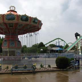 Dorney Park & Wildwater Kingdo is listed (or ranked) 20 on the list The Best Theme Parks For Roller Coaster Junkies