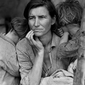 Dorothea Lange is listed (or ranked) 3 on the list The Best Portrait Photographers