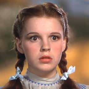 Dorothy Gale is listed (or ranked) 13 on the list The Greatest Kid Characters in Film
