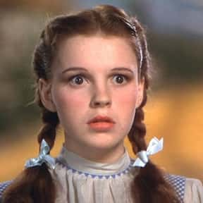 Dorothy Gale is listed (or ranked) 15 on the list The Greatest Female Characters in Literature, Ranked