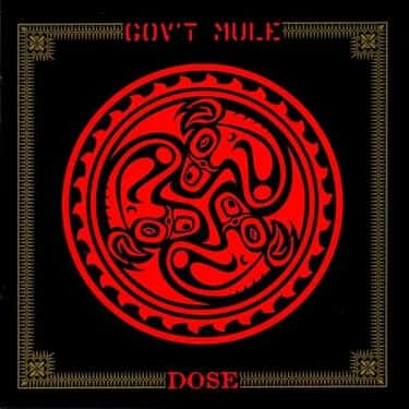 Dose is listed (or ranked) 1 on the list The Best Gov't Mule Albums of All Time