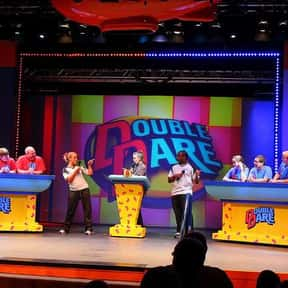 Double Dare is listed (or ranked) 3 on the list The Best Game Shows of the 1990s