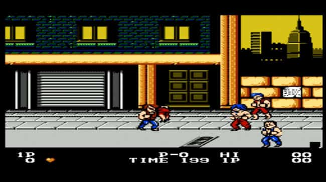 Double Dragon is listed (or ranked) 2 on the list 15 Classic Nintendo Games You Forgot You Loved