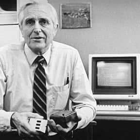 Douglas Engelbart is listed (or ranked) 23 on the list Famous University Of California, Berkeley Alumni