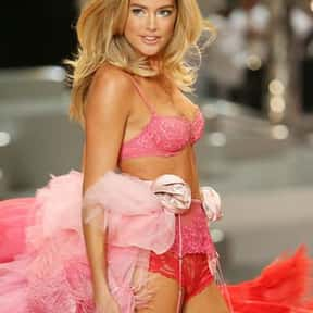 Doutzen Kroes is listed (or ranked) 9 on the list Victoria's Secret's Most Stunning Models, Ranked