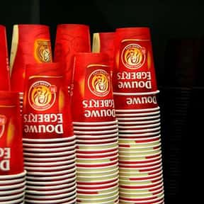 Douwe Egberts is listed (or ranked) 23 on the list The Best Whole Bean Coffee Brands