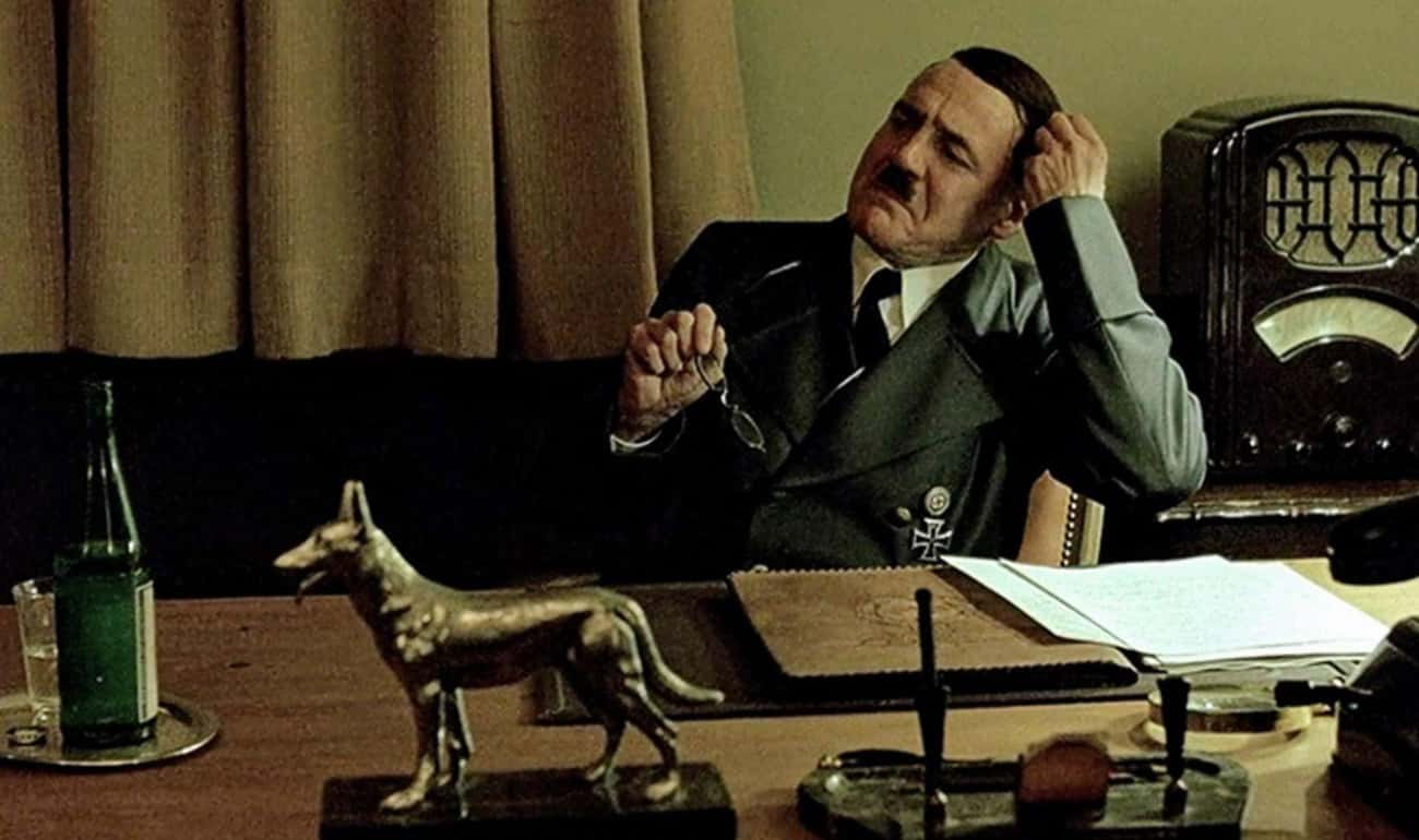 'Downfall' Never Mentions The Führer's Extreme Flatulence