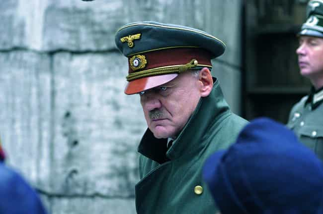 Downfall is listed (or ranked) 4 on the list The Most Accurate Movies About WWII