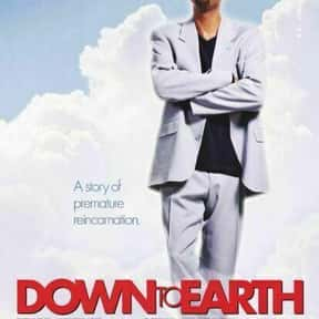 Down to Earth is listed (or ranked) 24 on the list 20+ Great Movies Where Characters Swap Ages or Bodies