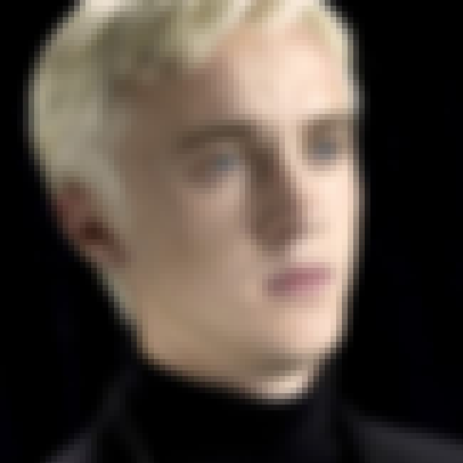 Draco Malfoy is listed (or ranked) 4 on the list The Best Members of Slytherin