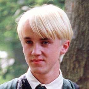 Draco Malfoy is listed (or ranked) 18 on the list The Greatest Kid Characters in Film