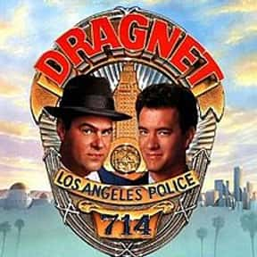Dragnet is listed (or ranked) 12 on the list The Best Comedy Movies Set in Los Angeles