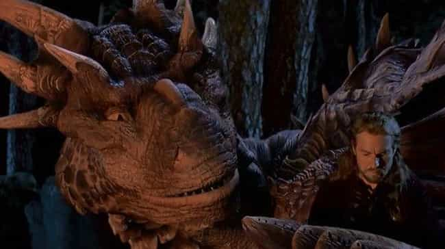 Dragonheart is listed (or ranked) 1 on the list 15 Movies Only Total Nerds Would Suggest For Date Night