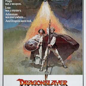 Dragonslayer is listed (or ranked) 25 on the list The Best Knight Movies