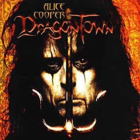 Dragontown is listed (or ranked) 18 on the list The Best Alice Cooper Albums of All Time