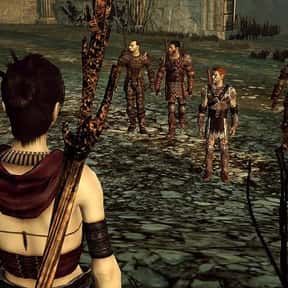 Dragon Age: Origins is listed (or ranked) 5 on the list The Best Fantasy Games Of All Time