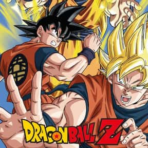 Dragon Ball Z is listed (or ranked) 7 on the list The Best Anime Series of All Time