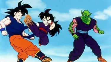 Dragon Ball Z is listed (or ranked) 2 on the list The 20 Best Anime About Aliens