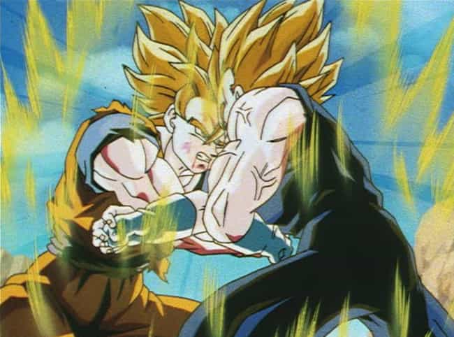 Dragon Ball Z is listed (or ranked) 3 on the list 19 Anime That Almost Everyone Starts With