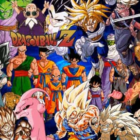 Dragon Ball Z is listed (or ranked) 12 on the list The Best Adventure Anime of All Time