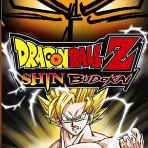 Dragon Ball Z: Shin Budokai is listed (or ranked) 2 on the list The Best PSP Fighting Games