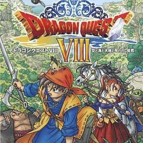 Dragon Quest VIII: Journey of  is listed (or ranked) 5 on the list Level-5 Games List